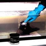Resina epóxi para manutenção impermeabilização