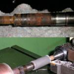 Resina epóxi para manutenção laminação