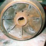 Solda a frio em aço