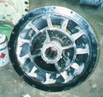 Cola epóxi metal