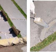 Resina epóxi para manutenção de concreto