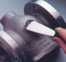 Resina epóxi para manutenção ferro