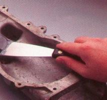 Resina epóxi para manutenção fissuras